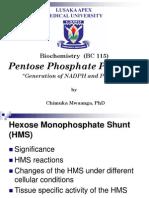 9. Hexose Monophosphate Shunt