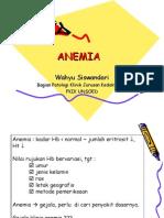 Anemia Hi07
