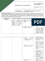 Plan Anual Sanidad Cuarto Agropecuaria 2014 - 2015