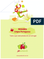Jà Entendi - Resumex de Português
