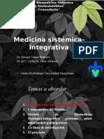 Presentación medicina sistémica-integrativa