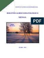 Boletim-Agro Mensal 201207