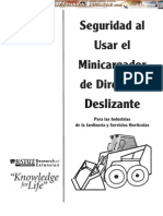 Manual Seguridad Uso Minicargador
