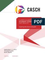 2015 CASCH program