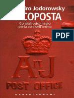 Alejandro Jodorowsky Psicoposta