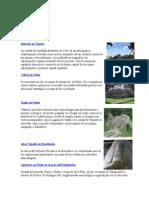 Ciudades Antiguas de Guatemala