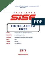 Historia de URSS