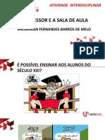 Palestra Shesmman Barros_interdisciplinar