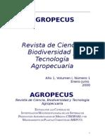 Revista Agropecus