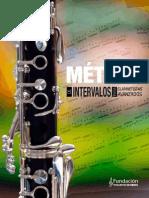 Metodo de Intervalos Para Clarinetistas Avanzados