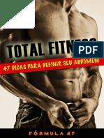 Total Fitness - 47 Dicas Para Definir o Abdômem