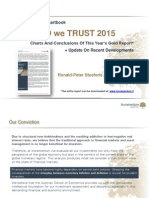 Chartbook - In Gold We Trust 2015 & Status Quo