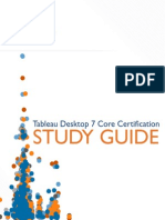 tableau 7 cert study guide
