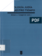 Cosgrove Elliot J (Ed) - Teologia Judia de Nuestro Tiempo