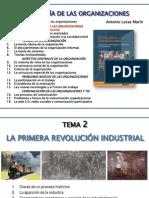 2- Las Consecuencias de La Primera Revolución Industrial