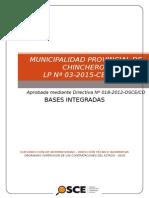 Bases Integradas CHINCHEROS LP3