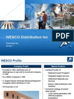 Wesco case