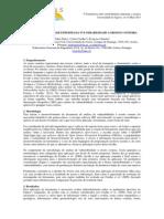 Interface de análise expedita da Vulnerabilidade à Erosão Costeira