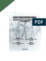 Daño Transgeracional. Consecuencias de La Represión Política en El Cono Del Sur
