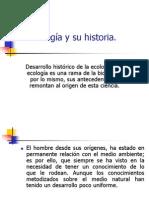 Historia de La Ecologia