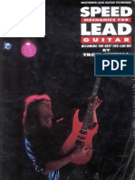 Speed mechanics For The Lead Guitar En Español