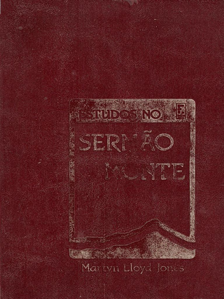 Estudos no sermo do monte dr marthin lloyd jones recuperado 1 fandeluxe Image collections