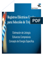 Registros Electricos Para Seleccion de Barrenas_External