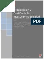 Organizacion y Gestion Para Analisis Clinicos