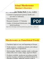 Medicinal Mushrooms 2014