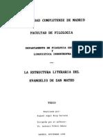 La estructura literaria de Mateo.pdf