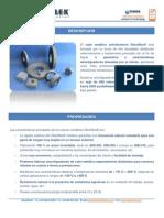 Catalogo Antivibratorios de Cojin Metalico Silentflex 6