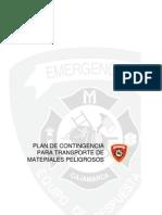 Plan Contigencia transporte materiales peligrosos esp.pdf