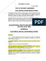 3. Regulation - OHS - Electrical Installation Regulations(2)