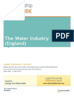 The Water Industry (England) FR01346 5