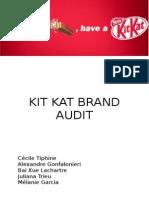 Kit Kat Brand Analysis