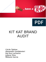 Kit Kat Brand Analysis