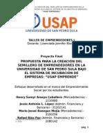 Semillero Empresarial Universitario
