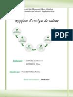 50897100 Analyse de La Valeur