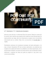 Sam Storms - ¿Por qué soy continuista.pdf