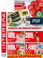 akciosujsag.hu - Interspar, 2015.09.10-09.16