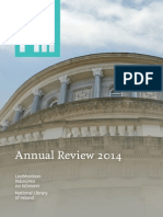 National Library of Ireland 2014 Annual Report