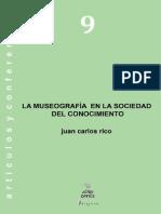 9. La Museografía en La Sociedad Del Conocimiento