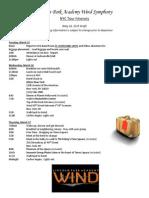 nyc 2016 master itinerary