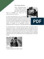 INFORME DOCUMENTAL BIOGRAFIA DE UNA MIRADA