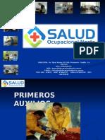 PRIMEROS AUXILIOS - 2012