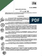 Rj n 185 2009 Sis Reglas de Consistencia