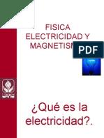Fisica Electricidad