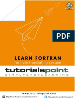 Fortran Tutorial(1)