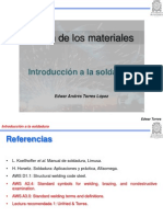 (soldadura) Introduccion, terminologia y simbolos