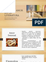 Tipos de Amor Power Point 2013 1